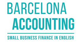 Barcelona Accounting Retina Logo